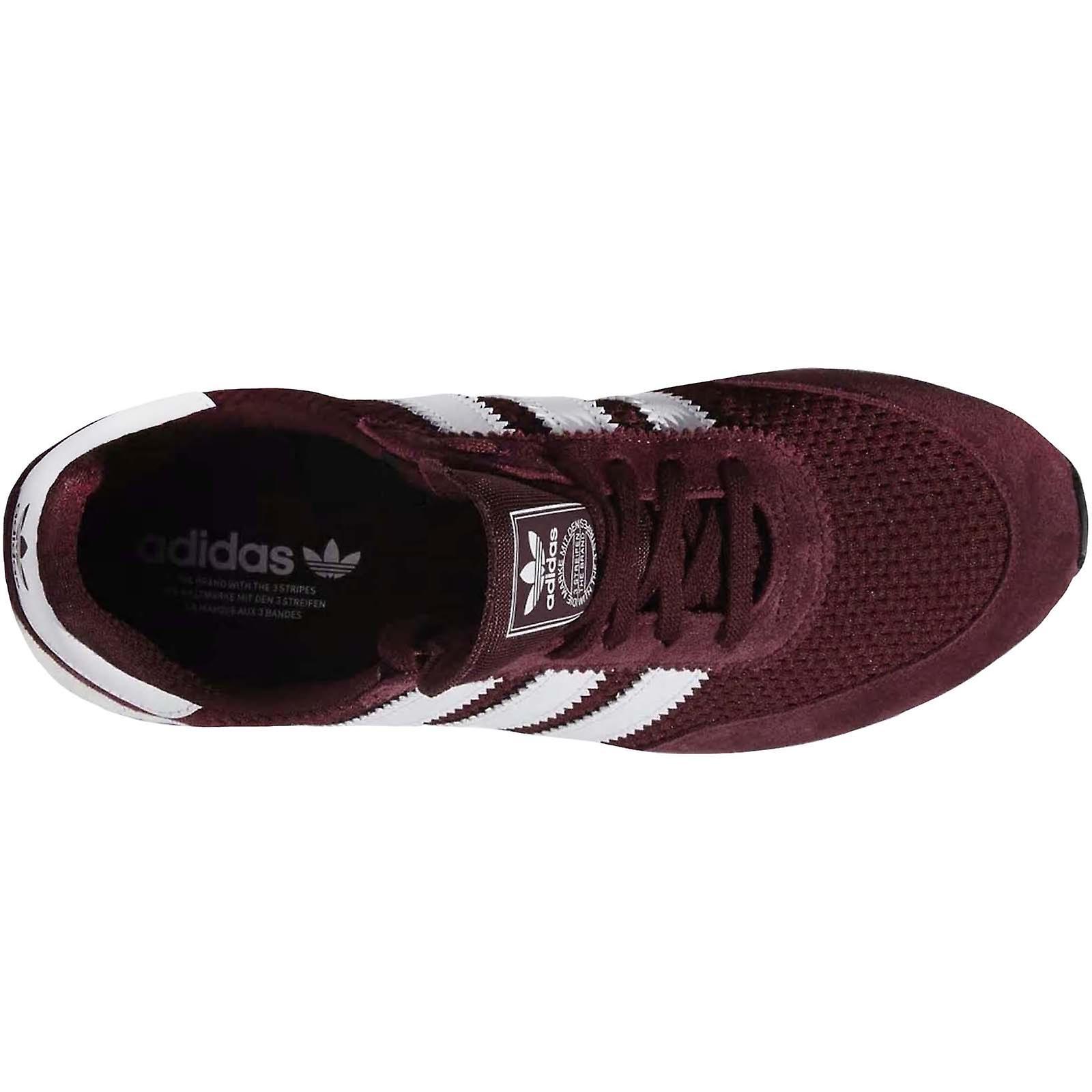 adidas Originals I 5923 Herren Mode Schnürschuhe Maroon