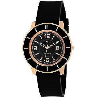 Oceanaut Mujeres's Reloj de marcación satén negro - OC0813