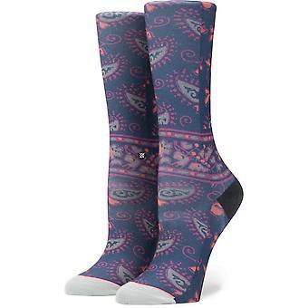 Stance Melanie Crew Socks in Blue