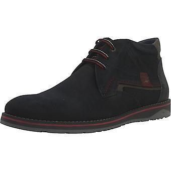 Fluchos Comfort Shoes 9475 Marine Color