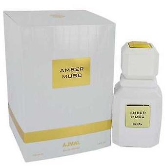 Ajmal Amber musc af Ajmal Eau de Parfum Spray (unisex) 3,4 oz (kvinder) V728-542005