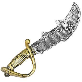 TRIXES merirosvo lelu miekka miekka naamiaispuku puku muovi lisävaruste