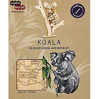 IncrediBuilds Animal Collection Koala