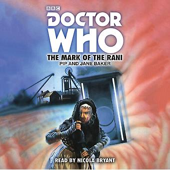 Doctor Who The Mark of the Rani by Pip Baker