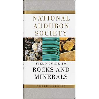 The Audubon Society Field Guide to North American Rocks and Minerals (National Audubon Society Field Guides)
