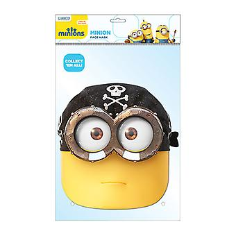 Minion Eye Matie Officielle Håndlangere Card Party Fancy Dress Mask
