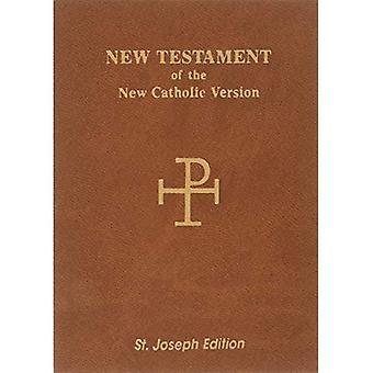 St. Joseph Vest Pocket nouveau Testament-Nab