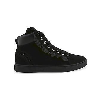 Trussardi - Shoes - Sneakers - 79A00242_K299_BLACK - Women - Schwartz - 41