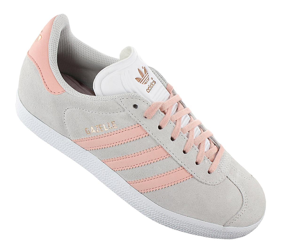 Adidas Originals Gazelle W Damen Schuhe Rosa F36950 Sneakers Sportschuhe