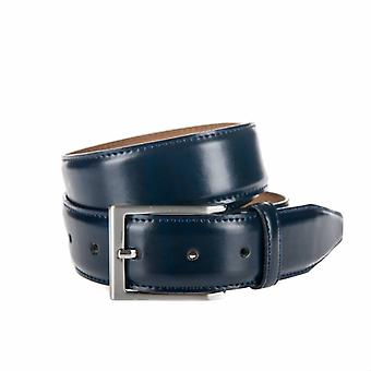 Neat Blue Pantalon Belt