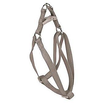 Nayeco Basic harmaa koira valjaat koko L (koirat, kaulus kaulanauha, johtaa ja valjaat, valjaat)