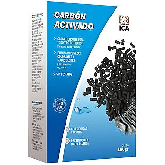 Ica Carbon Activated Ica 150 Gr (Fish , Filters & Water Pumps , Filter Sponge/Foam)