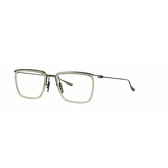 DITA Schema One DTX106 03 Antique Silver-Crystal Glasses