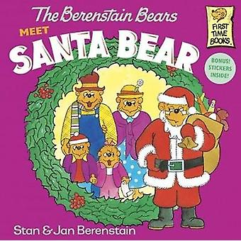 The Berenstain Bears Meet Santa Bear by Stan And Jan Berenstain Beren