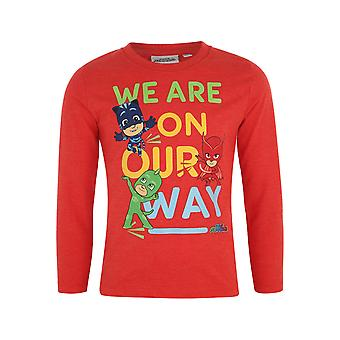 Pj masks boys t-shirt cotton