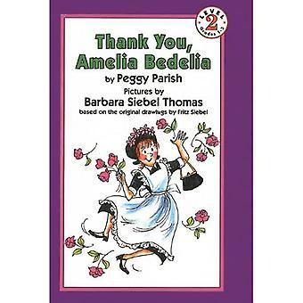 Tak, Amelia Bedelia (jeg kan læse bøger: niveau 2)