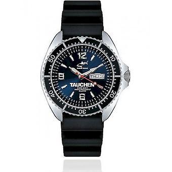 CHRIS BENZ - Diver's Watch Watch - ONE MAN 200M TAUCHEN Edition - CBO-BT-KBS