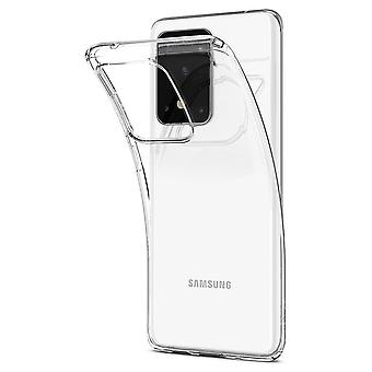 Romp voor Samsung Galaxy S20 Ultra Liquid Crystal Transparant