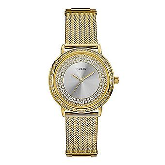 Guess watch Analog quartz ladies with stainless steel strap W0836L3