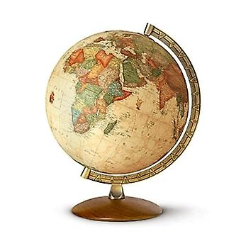 Antiquus World Globe Illuminated