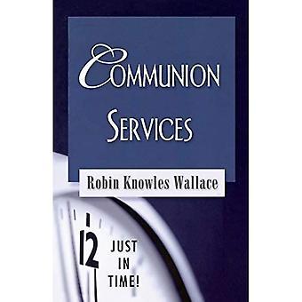 Communion Services