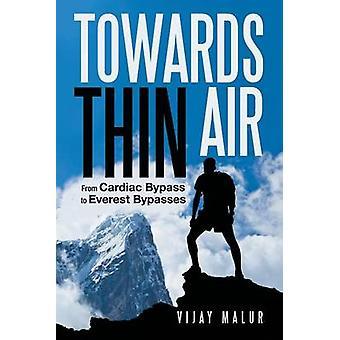 Towards Thin Air by Malur & Vijay