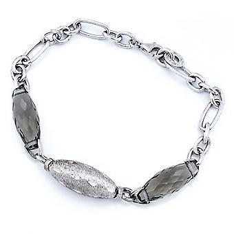 Ladies'Bracelet Viceroy 1022P000-51 Silver Green (19 Cm)
