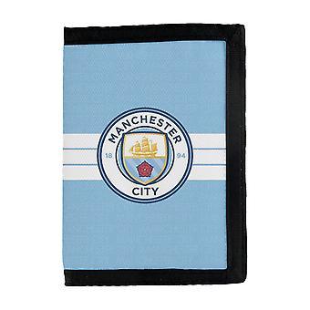 Portefeuille Logo De Manchester City 2016