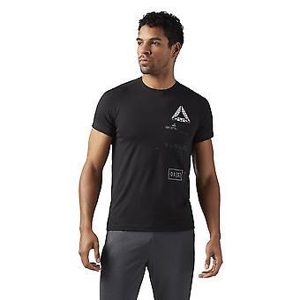 Reebok Speedwick Graphic CF3745 Training Sommer Herren T-shirt