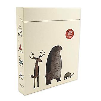 Jon Klassen's Hat Box by Jon Klassen - 9780763666972 Book