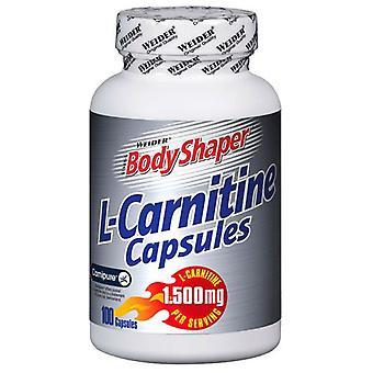 Weider L carnitine 100 capsules
