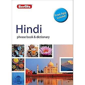 Berlitz Phrase Book & Dictionary Hindi(Bilingual dictionary) by B
