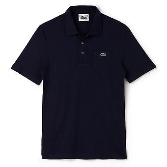 Lacoste Lacoste Mens Short Sleeved Polo Shirt DH7343