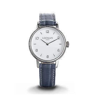 LOCMAN - Wristwatch - Ladies - 0253A08A-00WHNK2PS - 1960 LADY ONLY TIME QUARTZ