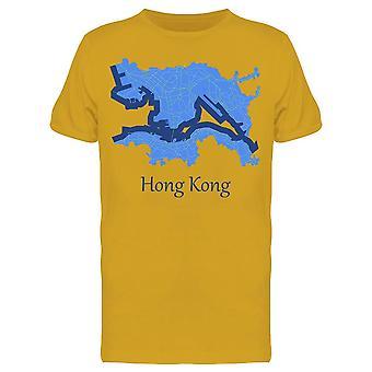 Form Of Hongkong Tee Men's -Image by Shutterstock