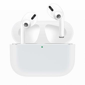 Silikon-Hülle Fall für Apple Airpods PRO White