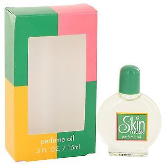 Skin Musk Perfume Oil By Parfums De Coeur 0.5 oz Perfume Oil