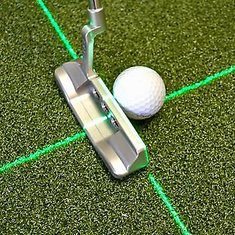 EyeLine Groove Putting Laser with + Cross Green Beam