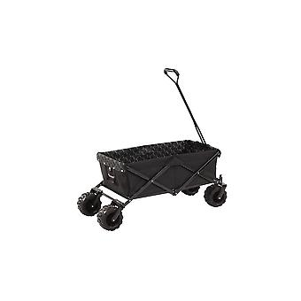 Outwell Hamoa Transporter Faltbarer Camping Trolley mit Puncture Proof Rubber