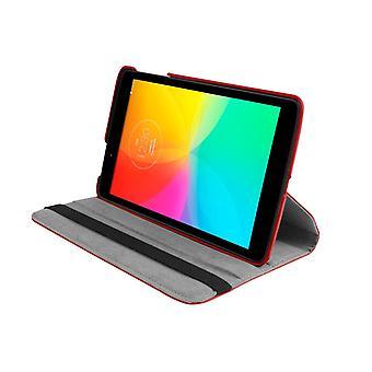 PU Ledertasche Abdeckung 360 Rotierend für LG G Pad 8.0 V480 8