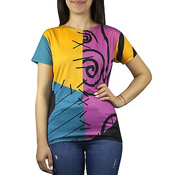 Disney The Nightmare Before Christmas Sally Cosplay Rag-Doll T-Shirt