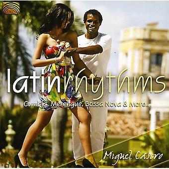 Miguel Castro - importación de Estados Unidos ritmos latinos [CD]