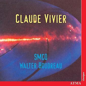 C. ヴィヴィエ - クロード ・ ヴィヴィエ [CD] USA 輸入