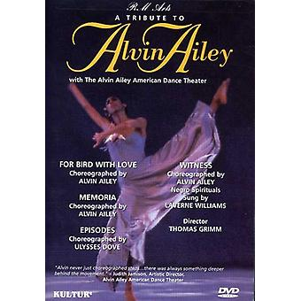 Ailey, Alvin American Dance - Tribute to Alvin Ailey [DVD] USA import