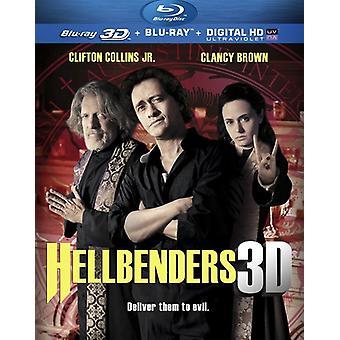 Hellbenders - Hellbenders 3D [BLU-RAY] USA import
