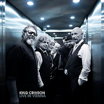 King Crimson - Live in Vienna December 1st 2016 [CD] USA import