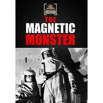 Magnetic Monster [DVD] USA import