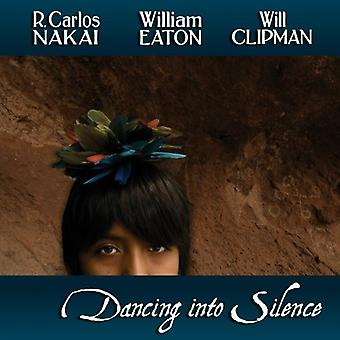 Nakai/Eaton/Clipman - Dancing Into Silence [CD] Usa import