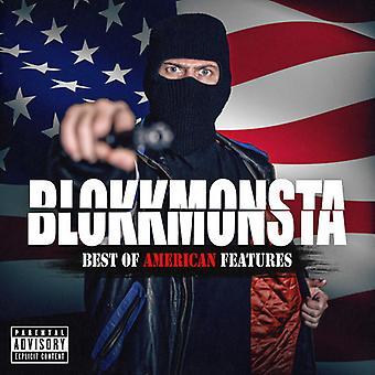 Blokkmonsta - Best of American Features [CD] USA Import