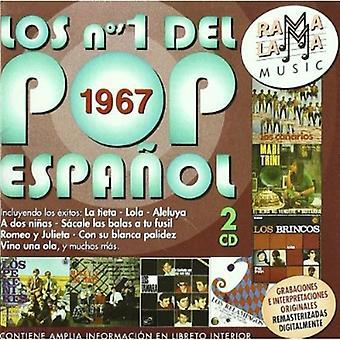Los Nos 1 Pop 1967 - Los Nos 1 Pop 1967 [CD] USA import